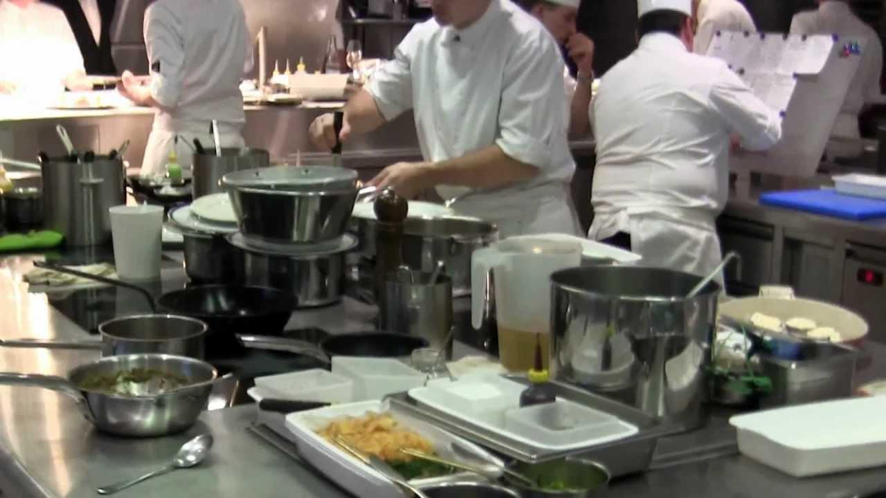 The Kitchen Restaurant Michelin Star