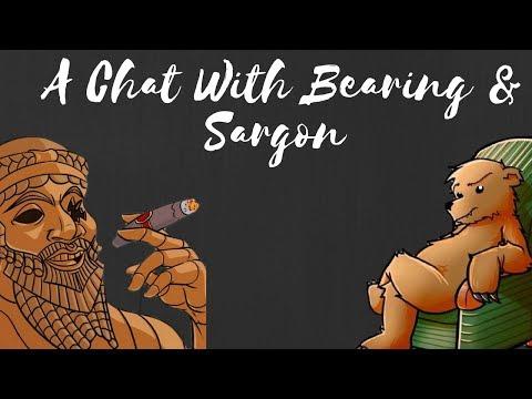 Book Club!  Sargon Of Akkad, Bearing, & More!