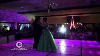 DJ GARDO tocando en XV años MONSE (Campeche Mexico Wedding Sweet Fifteen)