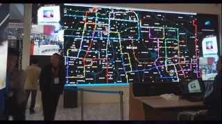 LED экраны для помещений  Лучший LED экран для помещений(Светодиодный экран для помещений, может использоваться как в ситуационных центрах, так и в шоу-бизнесе...., 2015-09-26T15:46:15.000Z)