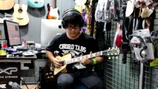 แป๊ะ Syndrome - เจ็บกว่าคือฉัน Retrospect Guitar Cover ตั้งสายปกติ