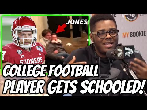 Oklahoma's Spencer Jones Bathroom Brawl Reaction | The Morning Woodward Show