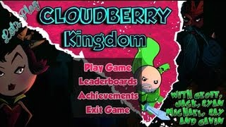 Let's Play - Cloudberry Kingdom Part 1
