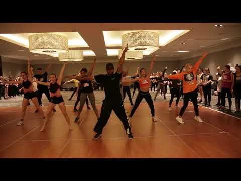 DJ Smart Thoia Thoing Choreography