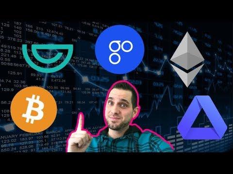 OmiseGO Donates $1 Million $OMG | Genesis Vision Alpha | Achain NAC3 | Aliens X Bitcoin?!? $GVT $ACT