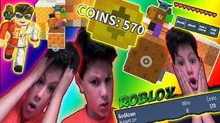 ROBLOX | SKYWARS MiniGame | w/ Webcam