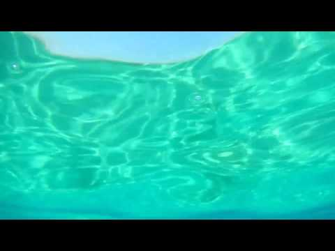 [10 Hours] Swimming Pool Underwater - Video & Soundscape [1080HD] SlowTV