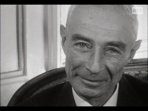 Robert Oppenheimer - La science et le bon sens (1964)