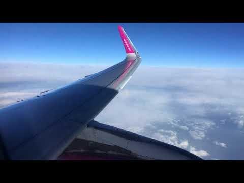 TRIP REPORT ✈️ WIZZ AIR A321 ✈️ SOFIA-MADRID