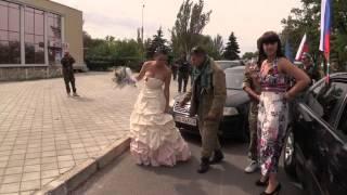 Невеста красивая, а жених брутальный