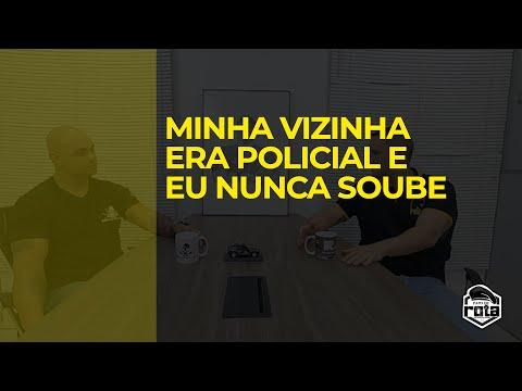 MINHA VIZINHA ERA POLICIAL E EU NUNCA SOUBE | MARANGONI | PAPO DE ROTA