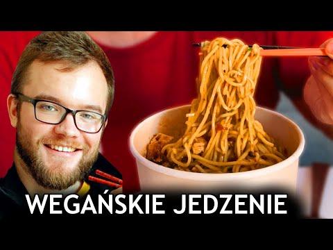 WEGAŃSKIE RESTAURACJE (Warszawa) – test jedzenia na dowóz! WEGAŃSKIE JEDZENIE | GASTRO VLOG #322