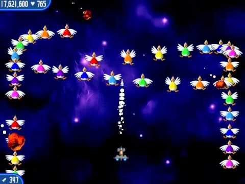 chicken invaders 6 play online