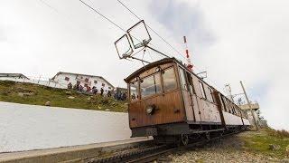 Les 90 ans du Train de la Rhune