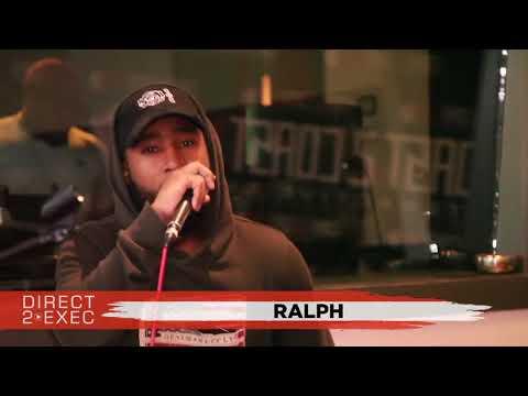Ralph Performs at Direct 2 Exec NYC 4/20/18 -  Atlantic Records