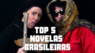 Baixar TOP 5 MÚSICAS DE NOVELAS BRASILEIRAS