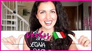 📕 VERBOS EN ITALIANO- ESSERE y AVERE- APRENDER ITALIANO FACILMENTE y RAPIDAMENTE CON LAMARIC