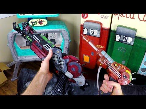REAL LIFE RAY GUN MARK 2!!!