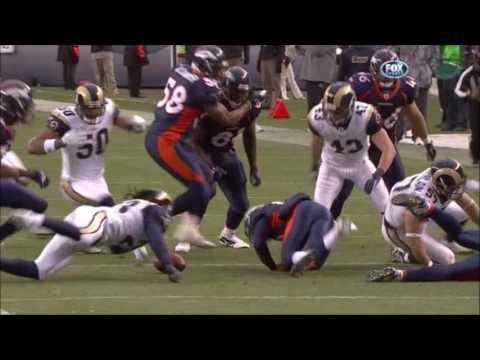 2010 Week 12 Rams vs Broncos Highlights