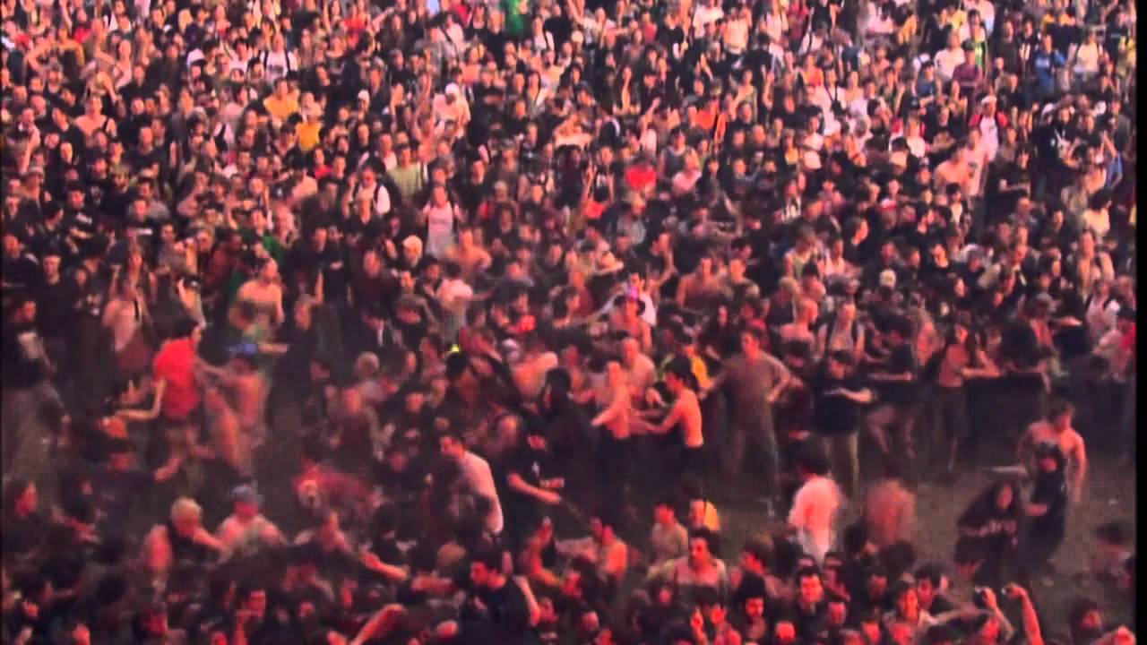 Cavalera Conspiracy - Refuse Resist [ Blunt Force Trauma ] upscale 720p