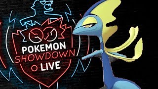Enter INTELEON! Pokemon Sword and Shield! Inteleon Pokemon Showdown Live!