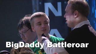 BigDaddy Battleroar - Starladder 10 All Stars Match Intro Dota 2