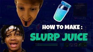 How to Make Slurp Juice | Battle Royale Gameshow Round 2 Prep