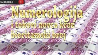Tokovi novca kroz bioritamski broj / Numerologija
