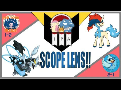 SCOPE LENS!! | IPA Season 7 Week 4 against Marcus and the Leicester City Swagletts