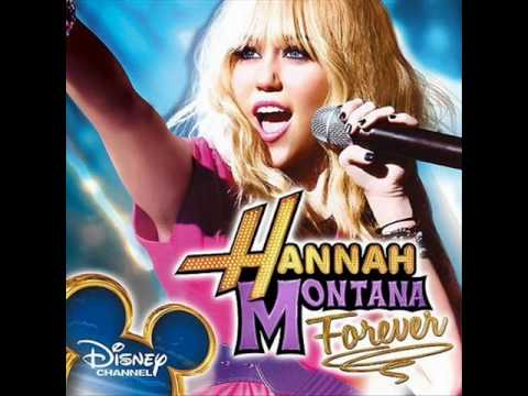 Hannah Montana Forever OST - BareFoot Cinderella