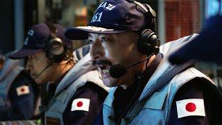 映画『空母いぶき』敵駆逐艦と護衛艦「いそかぜ」攻防シーン