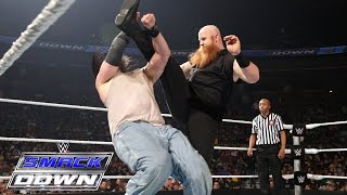 Erick Rowan vs. Luke Harper – Royal Rumble Qualifying Match: SmackDown, January 22, 2015