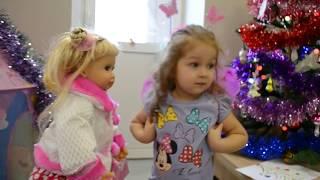 Интерактивная кукла Настенька Обзор,Леди Баг,Барби,Киндер
