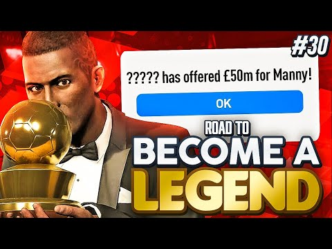 "ROAD TO BECOME A LEGEND! PES 2019 #30 ""£50 MILLION MOVE FOR THE WORLD'S BEST?!"""