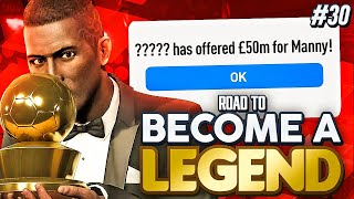 """ROAD TO BECOME A LEGEND! PES 2019 #30 """"£50 MILLION MOVE FOR THE WORLD'S BEST?!"""""""