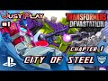 Transformers Devastation #1 Gameplay PS4: Just Play [Live Steam]