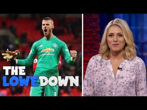 Premier League Weekend Roundup: Matchweek 22 | The Lowe Down | NBC Sports