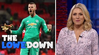 Premier League Weekend Roundup: Matchweek 22 | The Lowe Down | NBC Sports