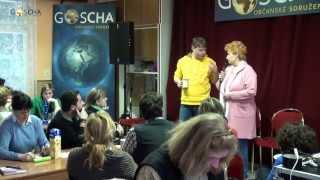 LETNÍ AKCE Goscha - Igor a Mirka na Setkání Gošárníků 6 (6. 4. 2013)