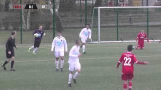 1. FC Union Berlin II - BFC Dynamo (U17 B-Junioren Verbandsliga) - Spielszenen | SPREEKICK.TV