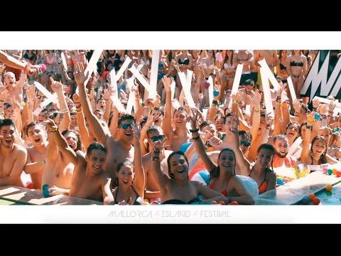 MALLORCA ISLAND FESTIVAL  MIF OFICIAL  AFTERMOVIE 2016