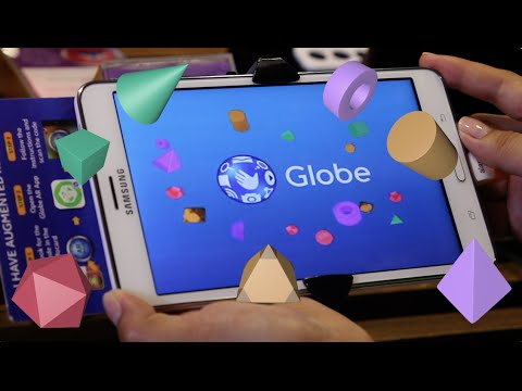Experience Augmented Reality at Globe GEN3 Store