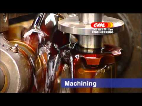 Engineering Services TV Advertisement Collier and  Miller Engineering