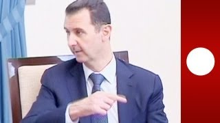 Syria: Assad threatens France with retaliation if it attacks Syrian forces