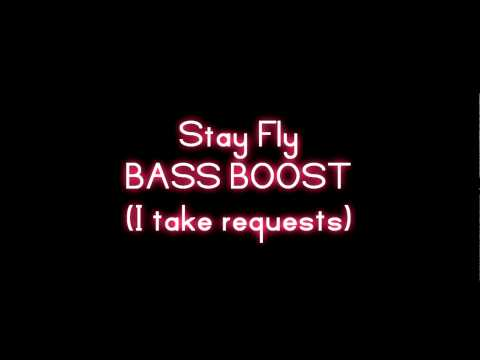 Three 6 Mafia - Stay Fly (Ft. 8Bal) [BASS BOOSTED]