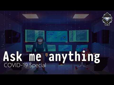 [RU] Ask Me Anything: COVID-19 Special / 2020-04-05