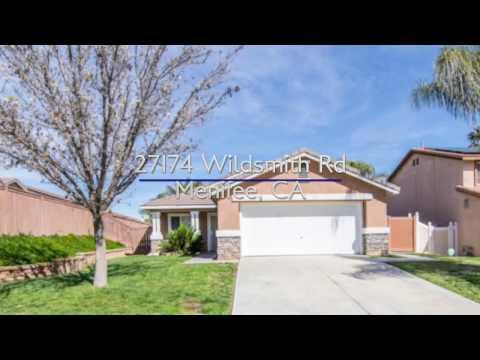 27174 Wildsmith Rd   Menifee, CA