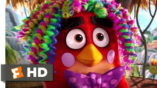 The Angry Birds Movie - Getting Angry Scene | Fandango Family
