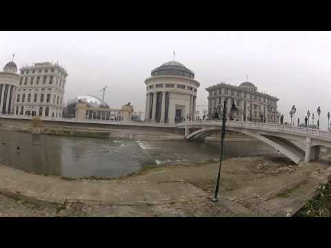 Skopje trip