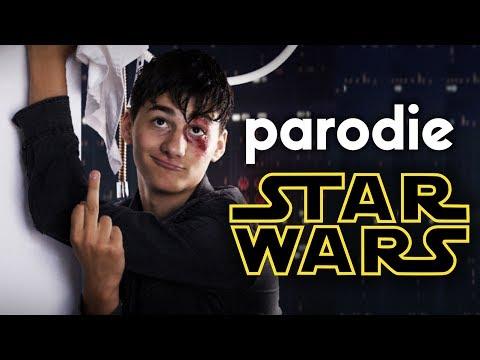 parodie star wars luc ton nom